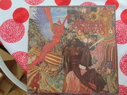 Santana- Abraxas (include Poster) - Jazz