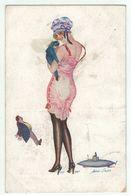 Illustrateur Xavier Sager // Beauté Féminine, Froufrou, Les Idoles Du Jour, Série No. 63 - Sager, Xavier