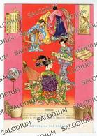 GIAPPONE JAPON JAPAN - Illustratore Mestieri - Costumi - Giappone