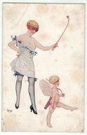 Illustrateur Hérouard// Beauté Féminine, Froufrou, L'Amour Obéit Toujours à La Femme, No. 55 - Illustrators & Photographers