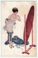 Illustrateur Hérouard// Beauté Féminine, Froufrou, Sous Les Armes, No. 56 - Illustrators & Photographers