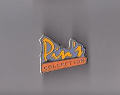 Pin's Logo Magazine Pin's Collection (base Argentée Signé JJ David) - Medias