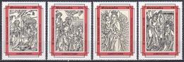 Grenada 1993 Kunst Arts Kultur Culture Gemälde Paintings Albrecht Duerer Dürer Religion, Aus Mi. 2677-4 ** - Grenada (1974-...)