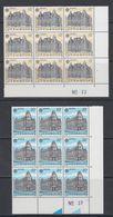 Europa Cept 1990 Luxemburg 2v  9x ** Mnh (40609) - Europa-CEPT