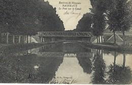 77 - Bagneaux - Le Pont Sur Le Canal Du Loing - Bagneaux Sur Loing