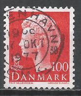 Denmark 1976. Scott #543 (U) Queen Margrethe * - Danemark