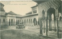 Granada; Alhambra. Patio De Los Leones. Vista General - Not Circulated. (Francisco R. Fernández - Granada) - Granada
