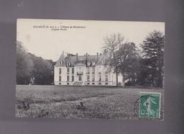 28 EURE ET LOIR , Château De Mondoucet    , à SOUANCE - France