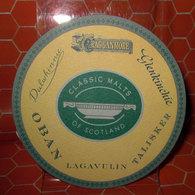 CLASSIC MALTS OF SCOTLAND SOTTOBICCHIERE - Sotto-boccale