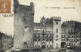 11 - Narbonne - Hotel De Ville - Narbonne
