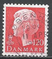 Denmark 1977. Scott #547 (U) Queen Margrethe * - Danemark