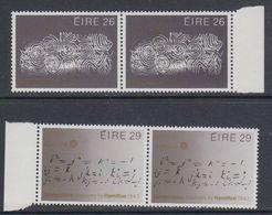 Europa Cept 1983 Ireland 2v Pair ** Mnh (40610B) - 1983