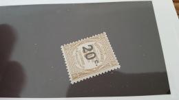 LOT 414777 TIMBRE DE FRANCE NEUF* N°49 VALEUR 40 EURS - Segnatasse