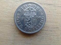 Grande -bretagne  1  Shilling  1966  Km 905 - 1902-1971 : Monnaies Post-Victoriennes