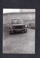 Photo Originale Automobile Voiture Simca 1100 à Anglure Marne - Automobiles