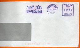 NECKARSULM 1  AUDI    2002  Lettre Entière 110x220 N° MM 433 - BRD