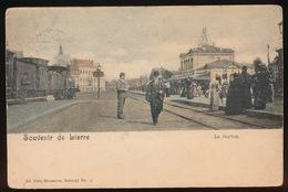 LIER - LA STATION - STOOMTREIN - TRAIN A VAPEUR - Lier