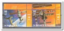 Wenen 2007, Postfris MNH, Space - Wien - Internationales Zentrum