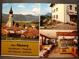 (FG.K17) SAN PAOLO / St.PAULS Di APPIANO SULLA STRADA DEL VINO - BAR HANNY (BOLZANO, EPPAN) NV - Bolzano (Bozen)