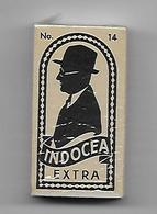 PACCHETTO DI 10 LAMETTE DA BARBA - INDOCEA EXTRA -   ANNO 1946 - - Lamette Da Barba