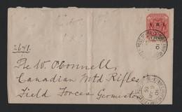 BOER WAR CANADIAN CONTINGENT GERMISTON 1901 - South Africa (...-1961)