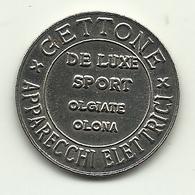 Italia - Gettone Per Juke Box - Italy