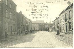 Ciney - Rue De Liége - Ciney
