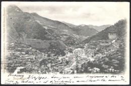 ANGANGUEO Sent 1903 Via Nuevo Laredo, Tam And New York To Belgium - Mexico