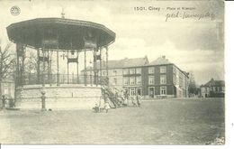 Ciney - Place Et Kiosque - Ciney