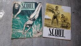 Lot 2 Revues Scout N° 163 Et 165 Joubert 1941 Scoutisme - Scoutisme