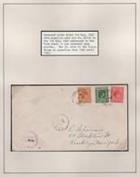LEAWARD ISLANDS ANGUILLAWORLD WAR TWO CENSOR 1943 U.S.A - West Indies
