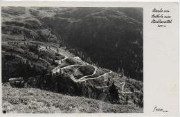 AK 0031  Straße Von Antholz Zum Stallersattel - Verlag Sketh Um 1940-50 - Defereggental