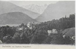 AK 0031  Bad Ischl - Dachstein Vom Sophiens Doppelblick / Verlag Lerch Um 1900-1910 - Bad Ischl