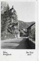 AK 0032  Göss - Burgfried / Foto Fürst Um 1950 - Leoben