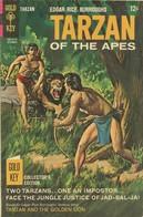 Tarzan Of The Apes Nr 173 - (In English) Gold Key - K.K. Publications - Decembre 1967 - Russ Manning - BE + - Boeken, Tijdschriften, Stripverhalen