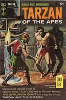 Tarzan Of The Apes Nr 175 - (In English) Gold Key - Western Publishing Company - Avril 1968 - Russ Manning - BE - Boeken, Tijdschriften, Stripverhalen