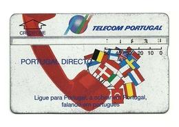 Portogallo - Tessera Telefonica Da 50 Units T557 - Telefoni