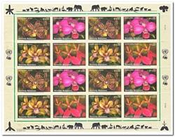 Wenen 2005, Postfris MNH, Flowers, Orchids - Wenen - Kantoor Van De Verenigde Naties