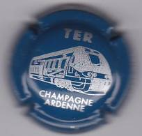 COMMEMORATIVE PETIT TIRAGE TER CHAMPAGNE ARDENNE CENTRE DE MAINTENANCE - Champagne