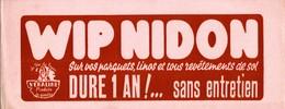 Buvard  WIP NIDON - Löschblätter, Heftumschläge