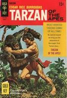 Tarzan Of The Apes Nr 178 - (In English) Gold Key - Western Publishing Company - Août 1968 - Manning - The Birth Of... - Boeken, Tijdschriften, Stripverhalen