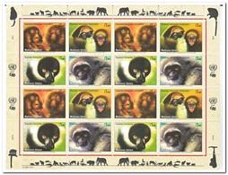 Geneve 2007, Postfris MNH, Monkeys - Genève - Kantoor Van De Verenigde Naties