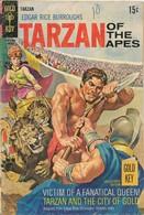 Tarzan Of The Apes Nr 186 - (In English) Gold Key - Western Publishing Company - Août 1969 - Doug Wildey - BE - Boeken, Tijdschriften, Stripverhalen