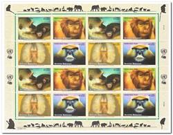 Wenen 2007, Postfris MNH, Monkeys - Wenen - Kantoor Van De Verenigde Naties