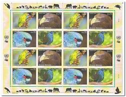 Wenen 2011, Postfris MNH, Birds - Wenen - Kantoor Van De Verenigde Naties