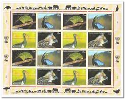 Geneve 2011, Postfris MNH, Birds - Genève - Kantoor Van De Verenigde Naties
