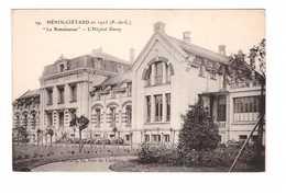 62 Henin Lietard La Renaissance Hopital Darcy Henin Beaumont - Henin-Beaumont
