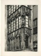 Vieux Lyon .  Façade Gothique Au 14 Rue Lainerie .  Vierge En Angle .  PHOTO SUPERBE QUALITE . - Places