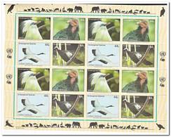 New York 2011, Postfris MNH, Birds - New York - Hoofdkwartier Van De VN