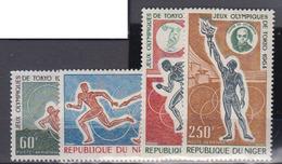 NIGER    1964         PA      N       45 / 48                COTE     11 ,20     EUROS        ( Q 88 ) - Niger (1960-...)